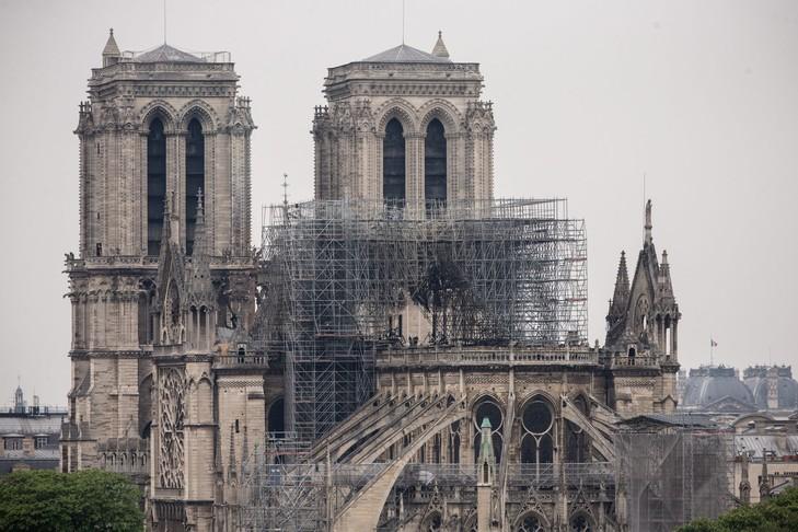 Comment Aider à La Reconstruction De Notre Dame De Paris