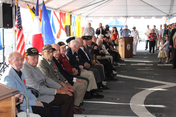 May 2, 2014 - Award ceremony on the USS New-York - JPEG