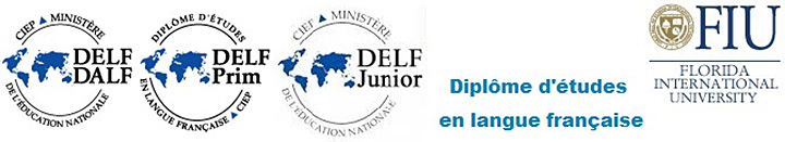 Internationally recognized DELF diplomas and TCF tests
